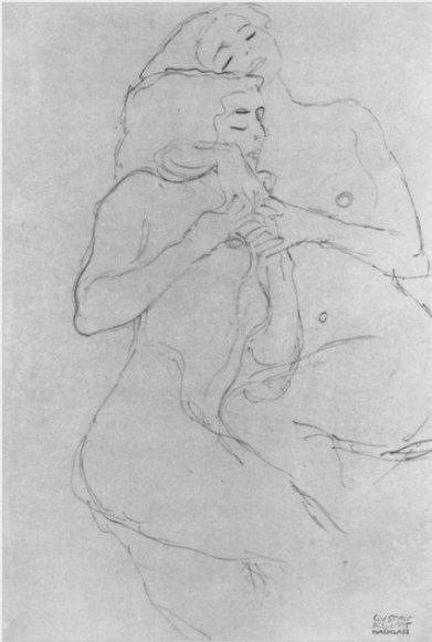 gustav_klimt_erotica_sensual15