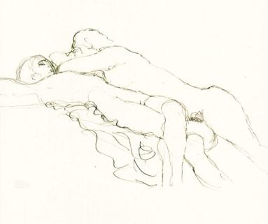gustav_klimt_erotica_sensual28